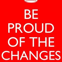 Chcę być z siebie dumna