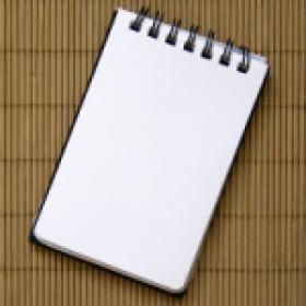 Dlaczego notatnik pomaga w odchudzaniu