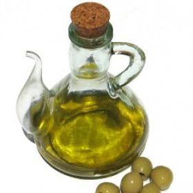 Oliwa z oliwek i olej rzepakowy